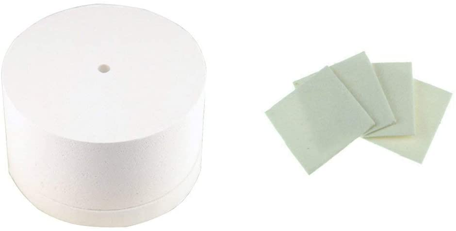 Professional Large Microwave Kiln & 10 Sheets Kiln Paper