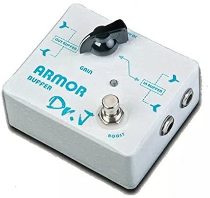 Joyo Dr.J D57 ARMOR double Buffer white Guitar effect Pedal