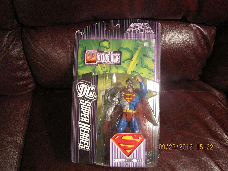 DC Super Heroes Cyborg Superman