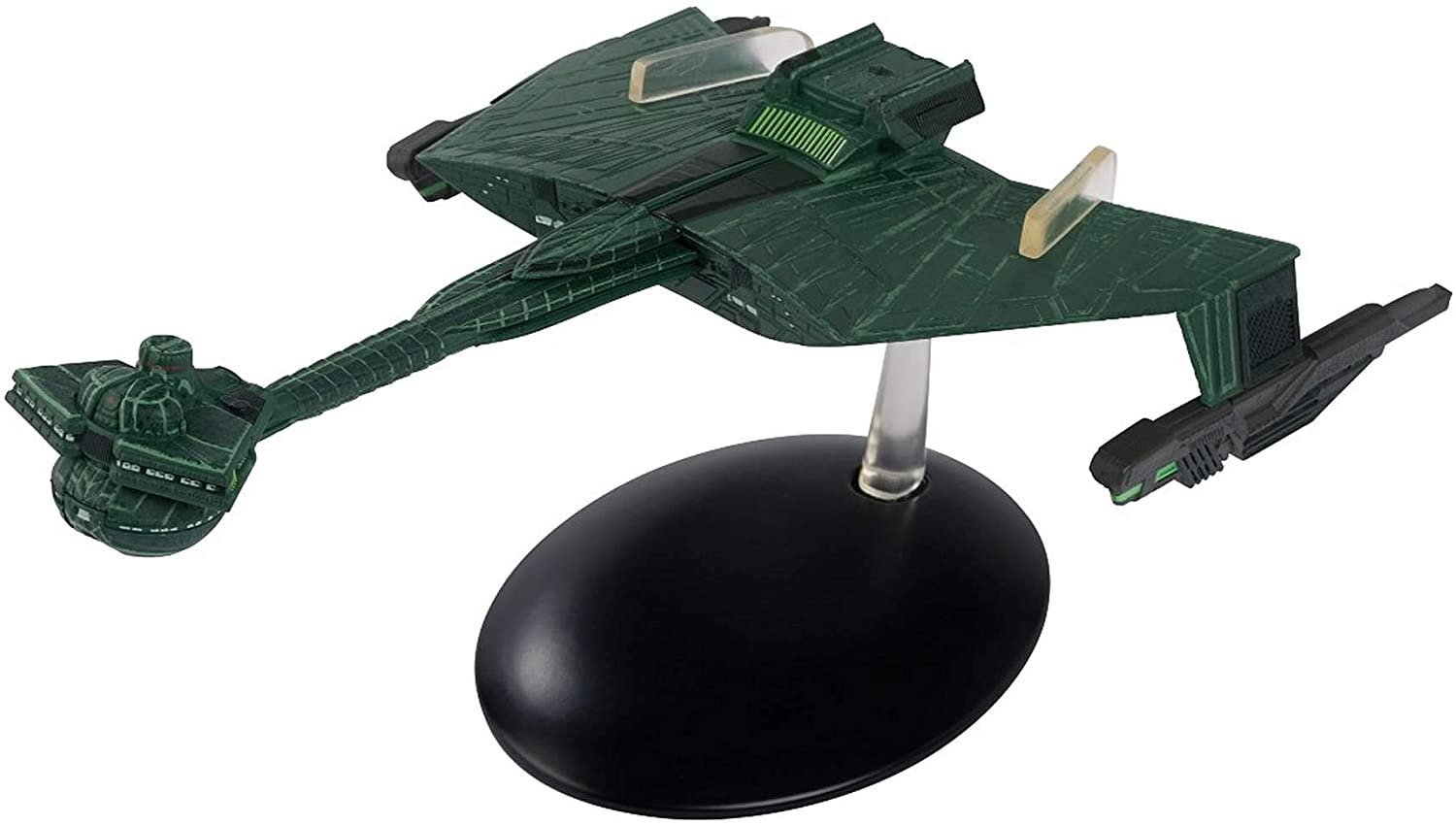 Star Trek The Official Discovery Starships Collection   Klingon D7-Class Battle Cruiser with Magazine Issue 26 by Eaglemoss Hero Collector