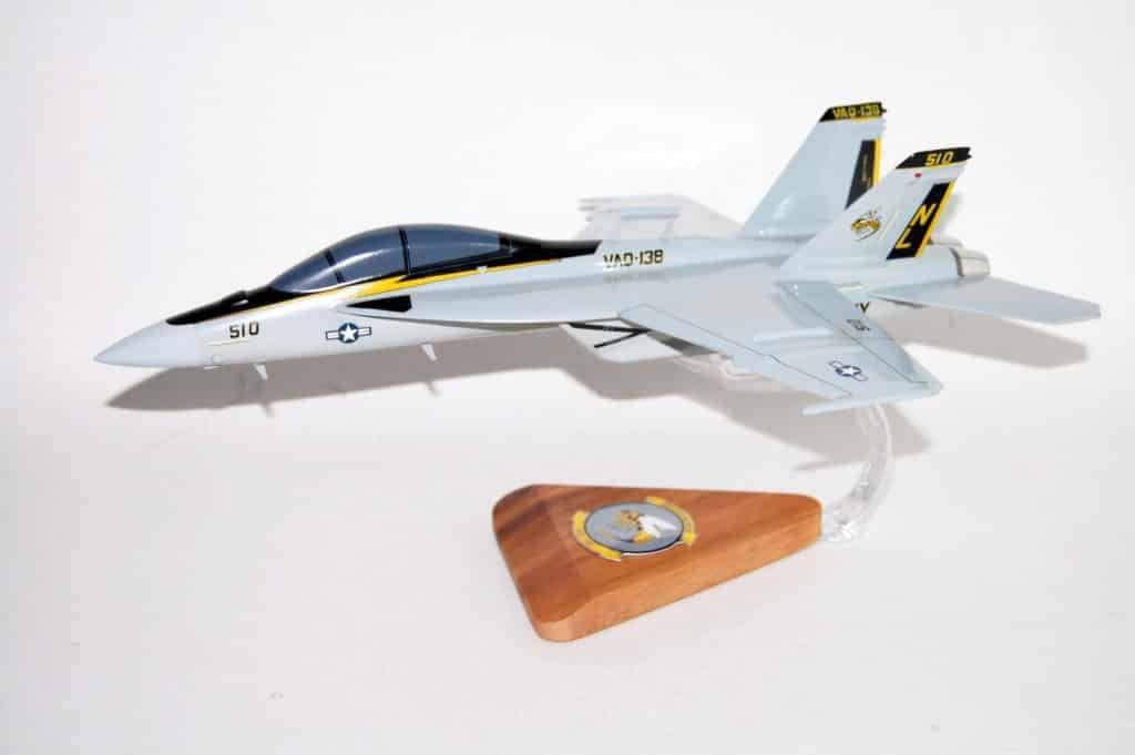 VAQ-138 Yellow Jackets EA-18G Model