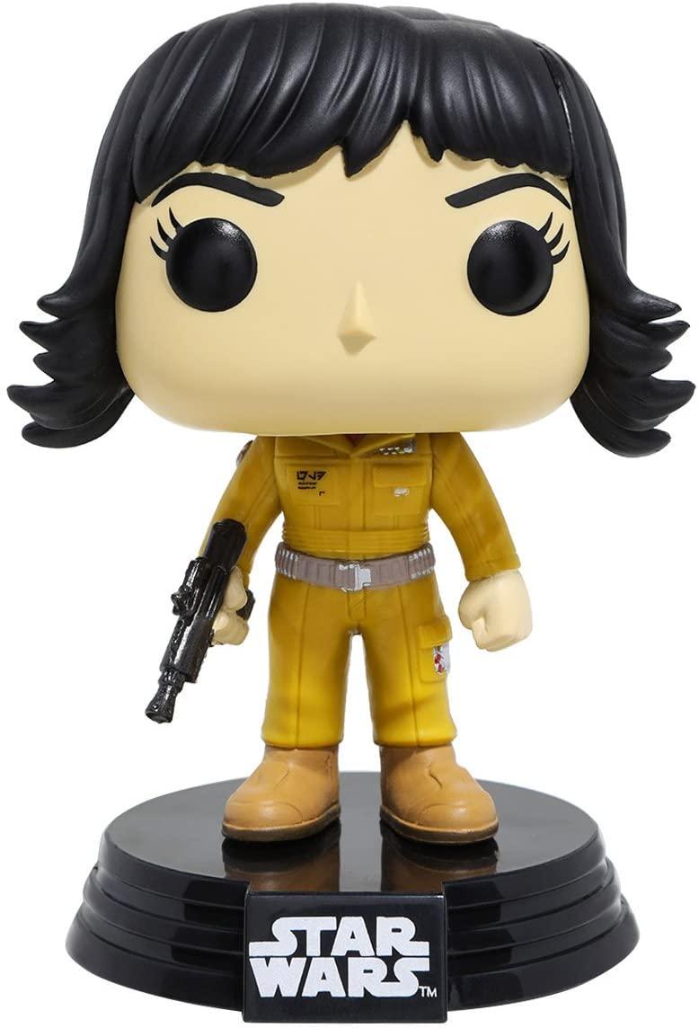 Funko POP! Star Wars: The Last Jedi - Rose - Collectible Figure