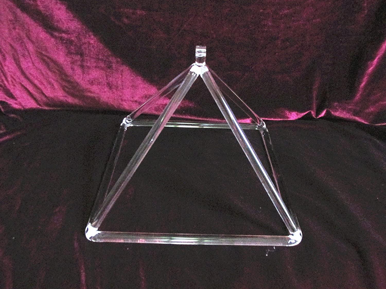 Crystal Quartz Pyramid 11- Perfect Healing Instrument