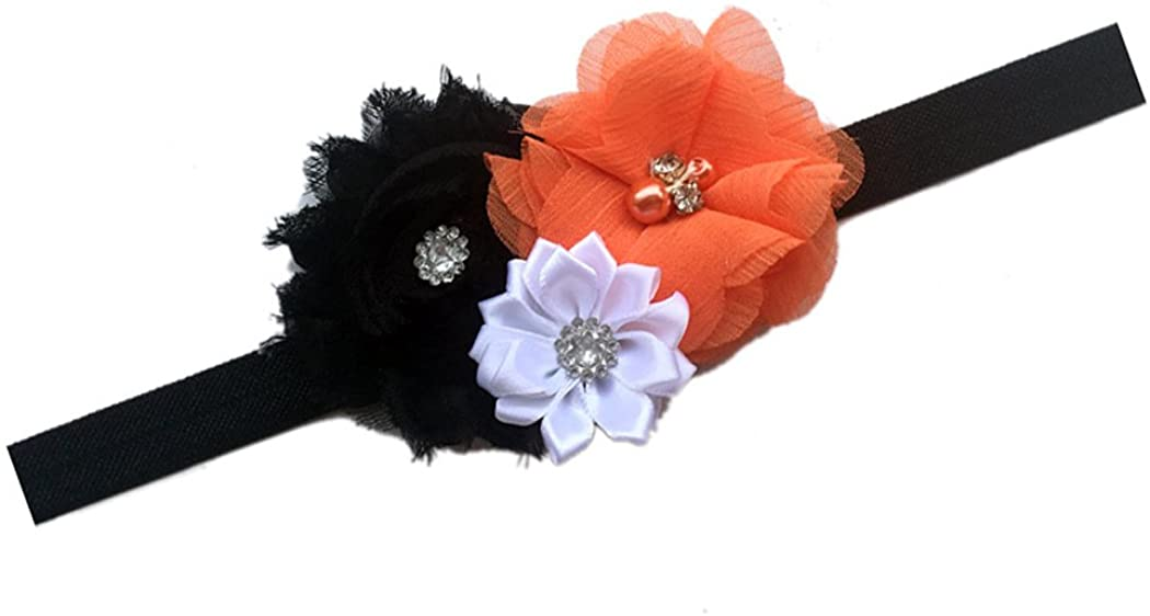 Baby Girls Halloween Headband Kids Hair Band Halloween Headwear JHH01 (Style-B)
