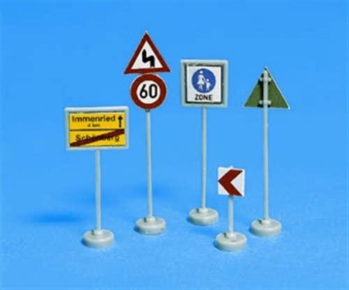 Noch 60521 Traffic signs astd  H0 Scale
