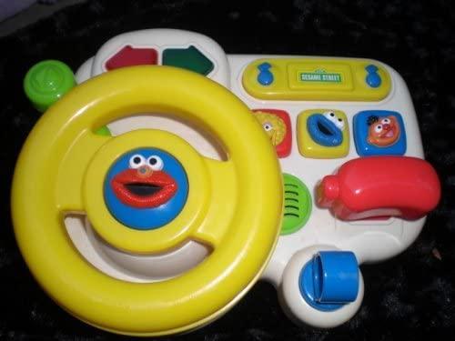 Sesame Street Elmo Driver Toy