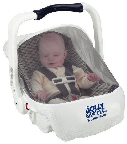 Jolly Jumper Weather Safe Infant Car Seat Cover