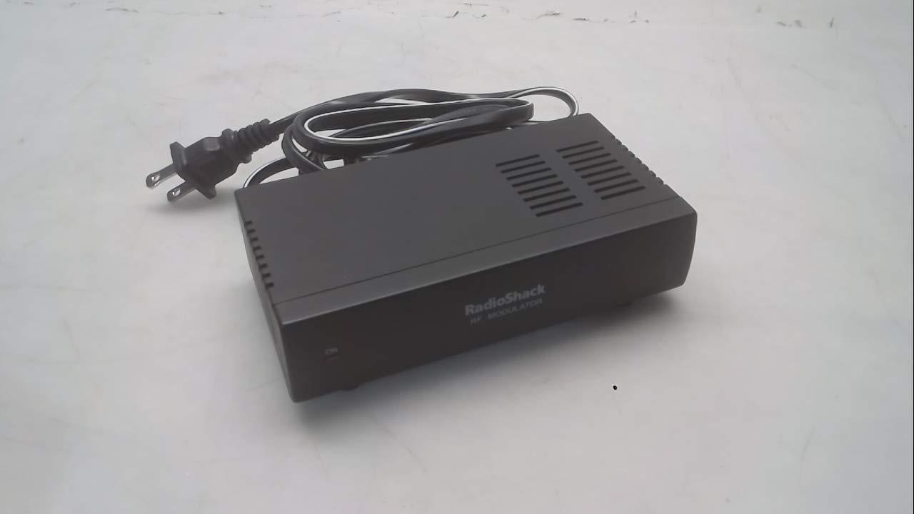 Radio Shack 15-1244, Rf Modulator, 120 Volts, 60Hz, 4.5 Watts 15-1244