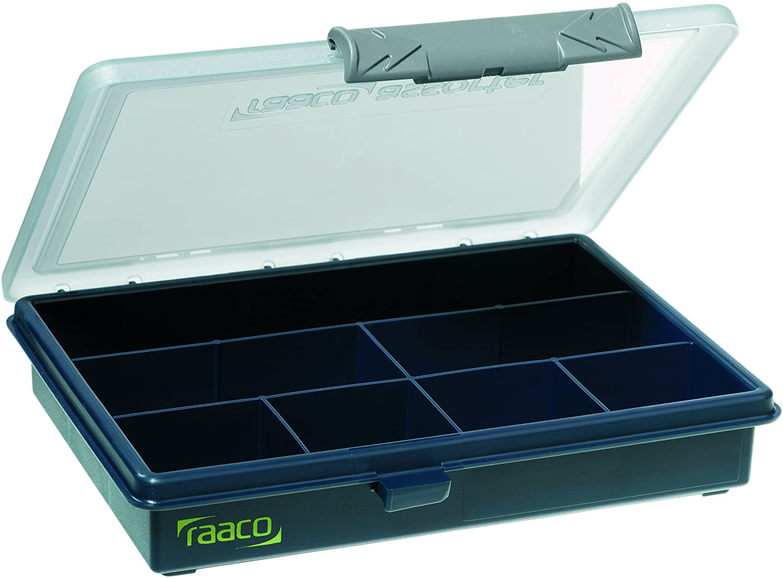 Raaco A6 Profi Assorter Service Box 7 Fixed Compartments