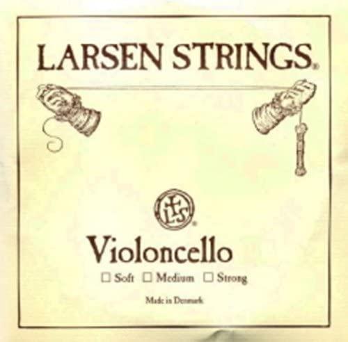 CUERDAS VIOLONCELLO - Larsen (Acero) 2ª Fuerte Cello 4/4