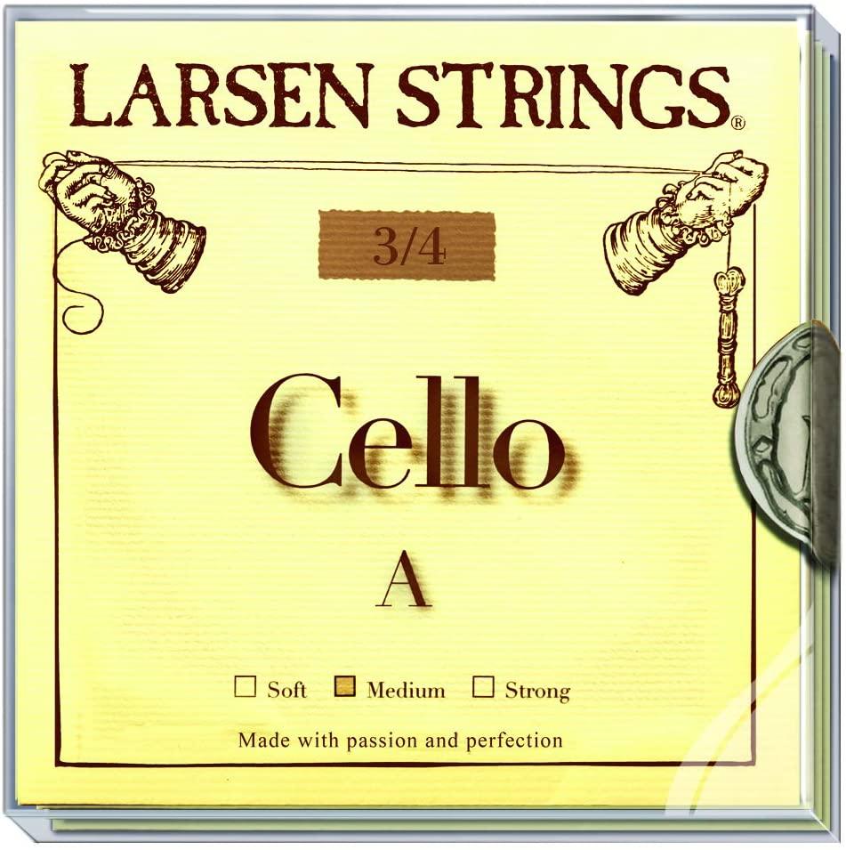 LARSEN Cello Strings (LC-SET3-4)