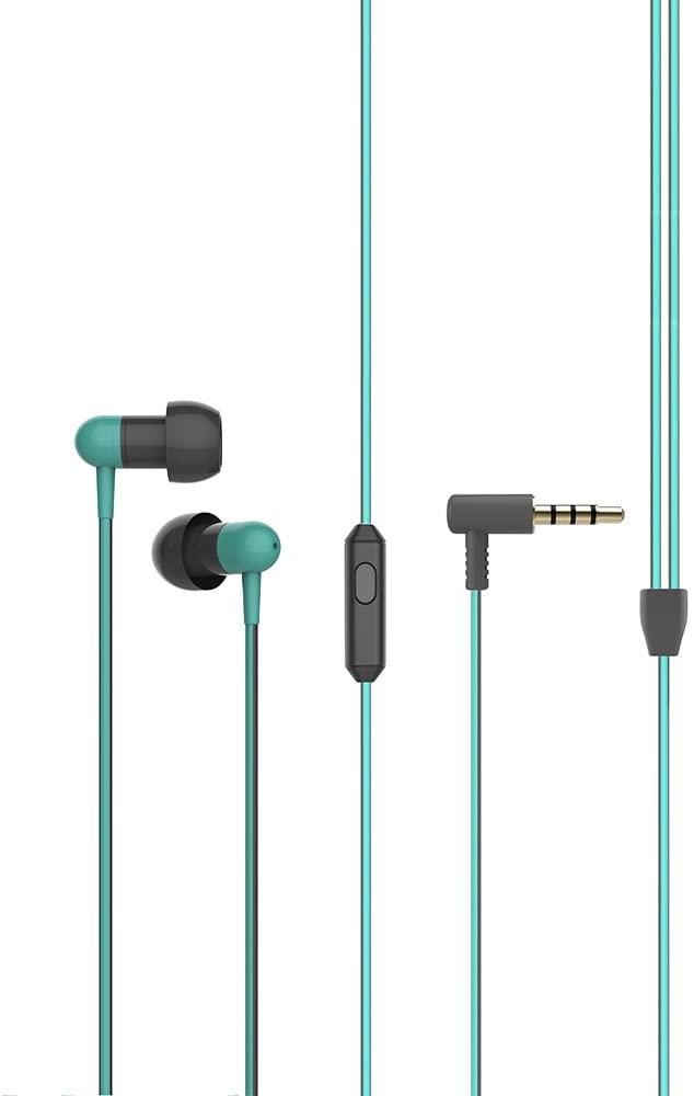 iPlusmart Wired Earphone - In-Ear Earphone - Portable Earphone with Good Sound