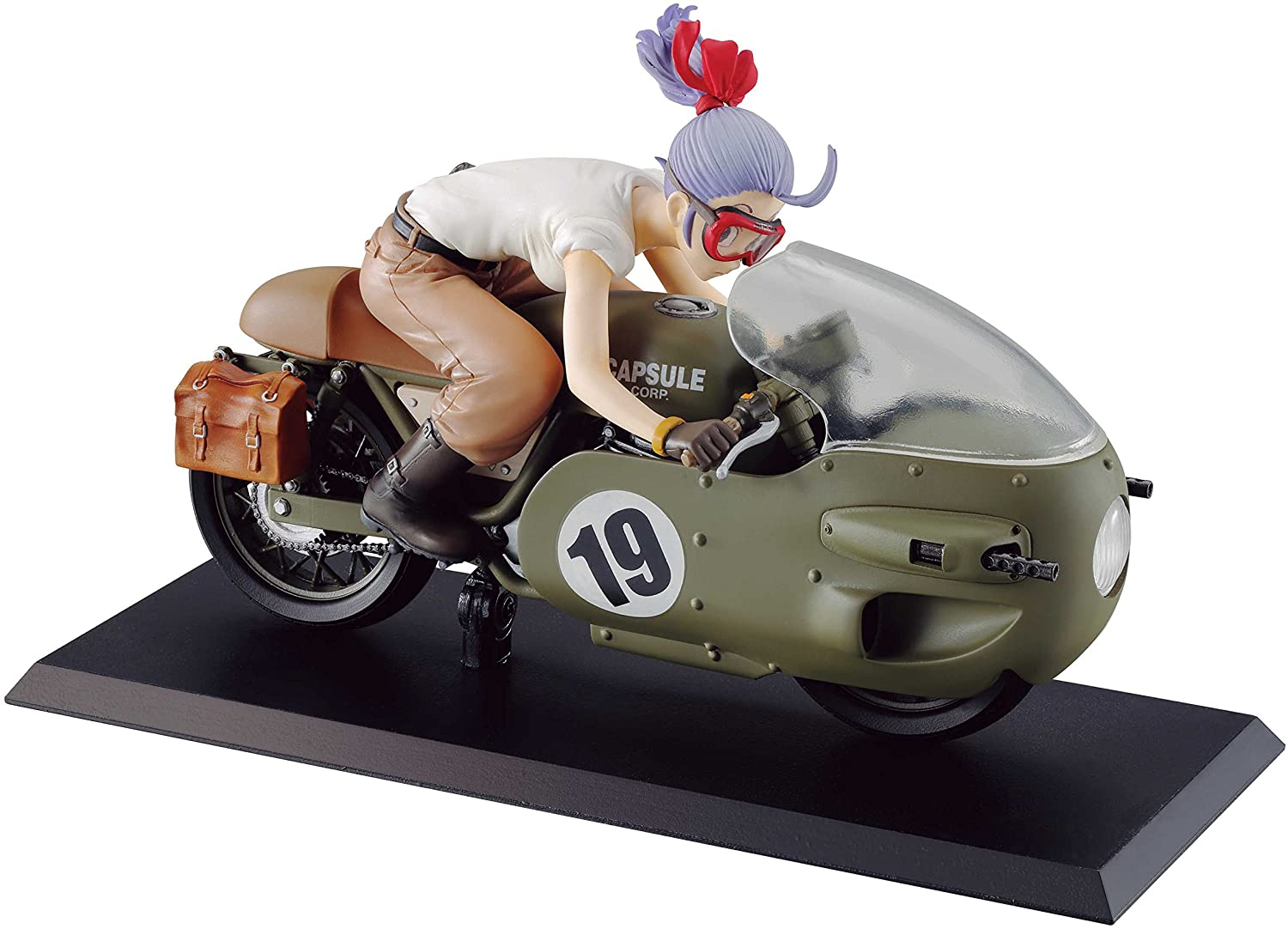 Megahouse Dragon Ball Z: Real McCoy 03: Bulma Desktop Statue