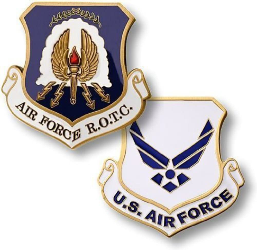 U.S. Air Force ROTC Challenge Coin