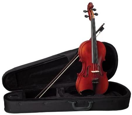 Becker, 4-String Viola - Acoustic, Red-brown satin finish (275C)