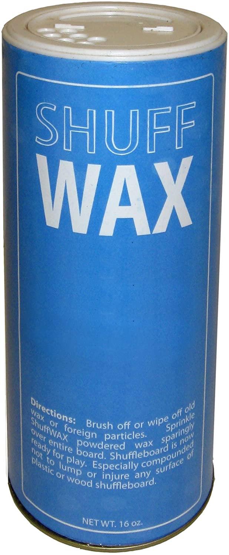 Blue Wave Shuffleboard Wax