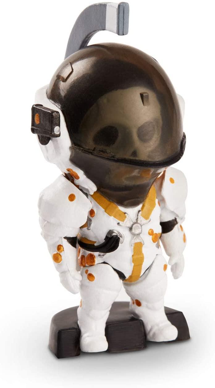 Death Stranding Kojima Ludens Mini Action Figure - Collectors Edition with Stand