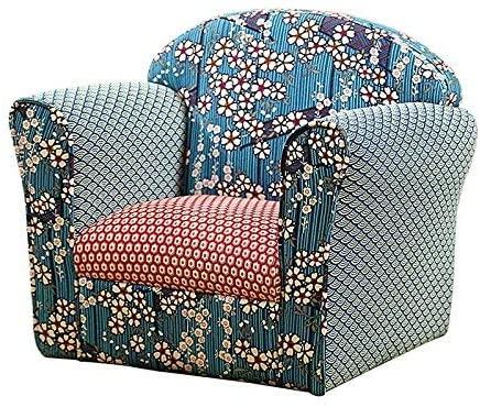 QTQZ Brisk- Kids Sofa Chair Armchair Cartoon Cloth Sofa Chair Sofa Sofa Chair Baby Nursery Sofa Stool (Color Optional) (Color: 8)
