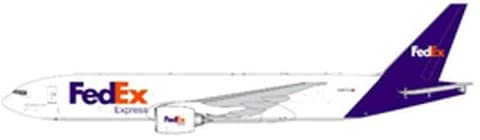 GeminiJets GJFDX1919 1:400 FedEx Boeing 777F Airplane Model