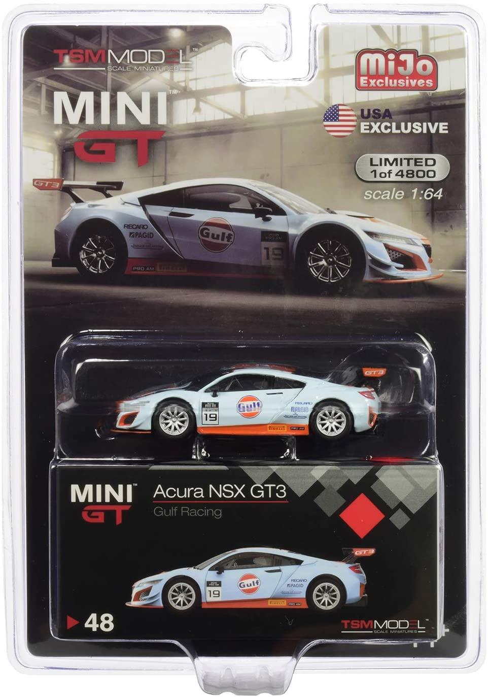 Acura NSX GT3#19