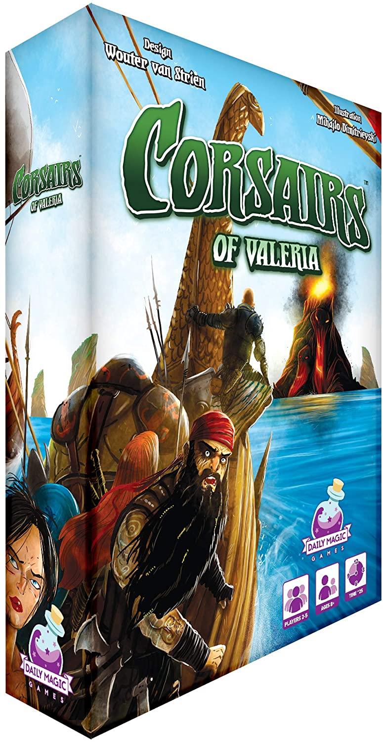 Daily Magic Games Corsairs of Valeria