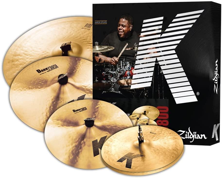 Zildjian K Cymbal Variety Package, inch (K0800)