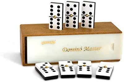 Loffer – Dominoes Master, Plastic Box (domarch a253p)