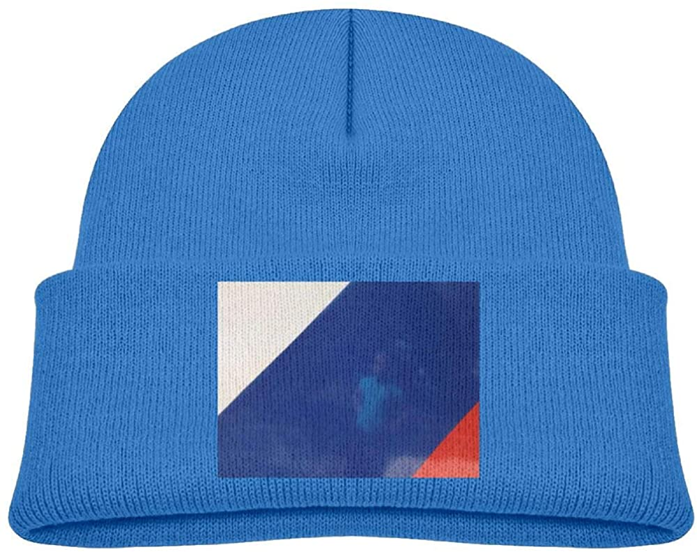 lead-do Baby Boys Girls Russian Flag Kint Beanie Hats Toddler & Kids Winter Warm Kinted Caps(2-6T)