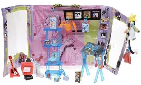 Hi Hi Puffy Ami Yumi Rock n' Shop Galleria Playset