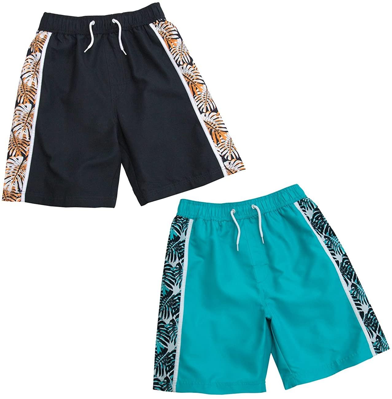 Cargo Bay Infant Boys Bermuda Swim Shorts Perfect for Summer Beach Holidays