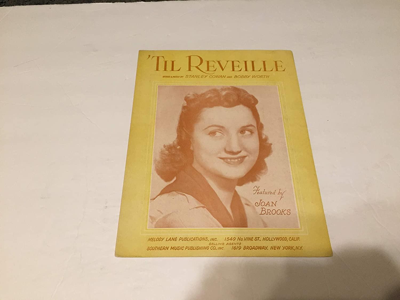 Til Reveille Sheet Music