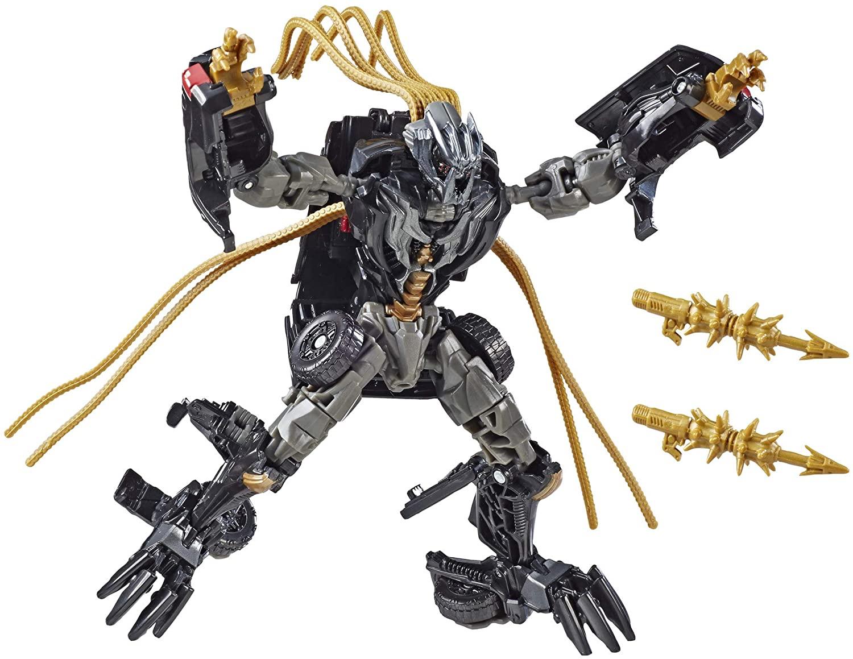 Transformers Studio Series 30 Deluxe Class Transformers: Dark of The Moon Crankcase Action Figure