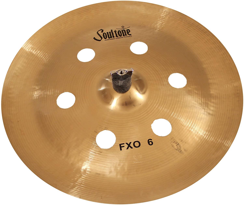 Soultone Cymbals CBR-CHN22FXO6-22