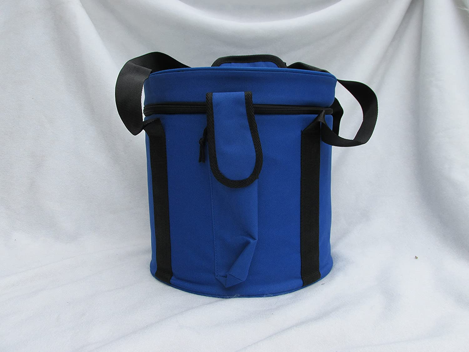 8 inch Blue Color Padded Carrying Case For Crystal Singing Bowl 8