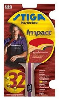 STIGA T0030 Impact Table Tennis Racket