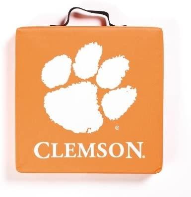 SportsMemoryShop Clemson Tigers Seat Cushion
