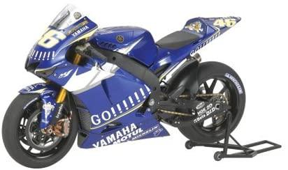 2005 Yamaha YZR-M1 Racing Motorcycle 1/12 Tamiya