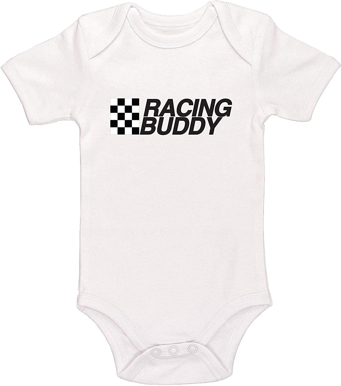 Kinacle Racing Buddy Baby Bodysuit