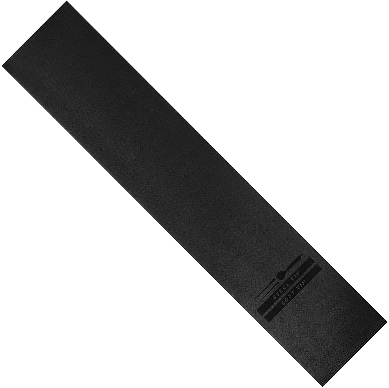 Viper Padded Throw/Toe Line Dart Mat (Steel and Soft Tip Darts)