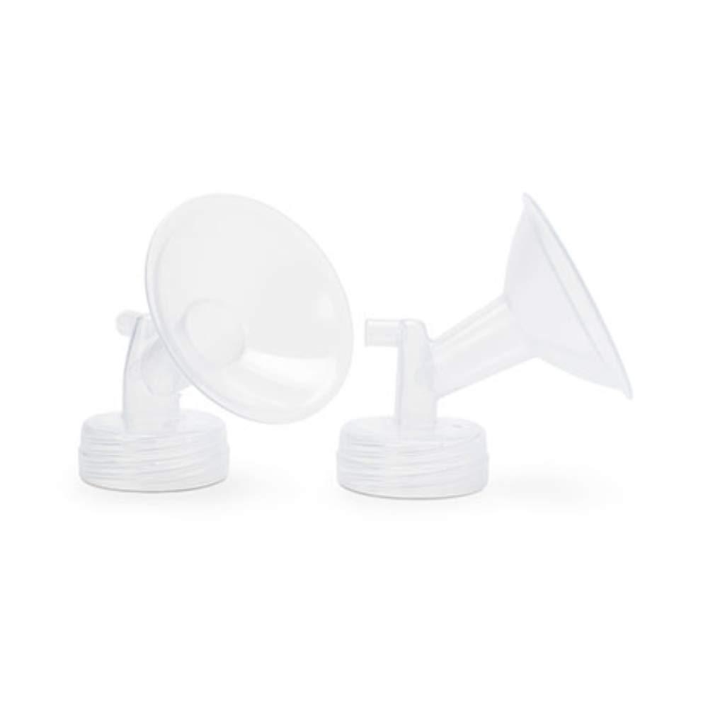 Ameda MYA Breast Pump Flanges, for The Ameda MYA Breast Pump, 28mm, 2 Flanges, Replaceable Breast Pump Accessories