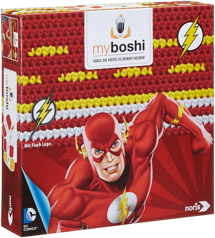 Myboshi Flash Heroes Toy (Multi-Color)