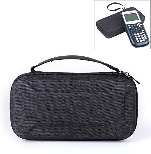 Home & Kitchen Carrying Hook Hard Case Storage Bag for Texas Instruments TI-84 Plus Graphing Calculator Storage Bags