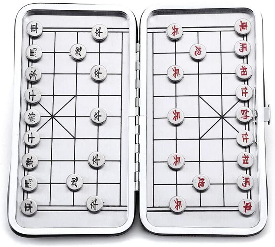 Lui Simple Toy Magnetic Chinese Clutural Chess