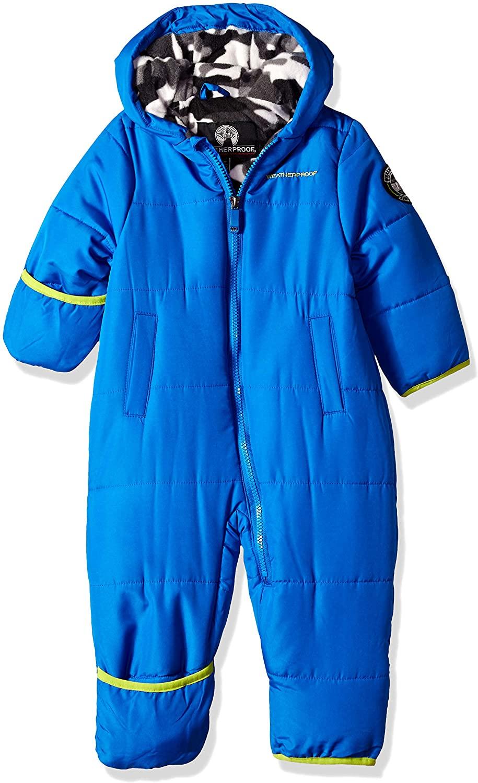 Weatherproof Baby Boys Pram Sherpa Lining