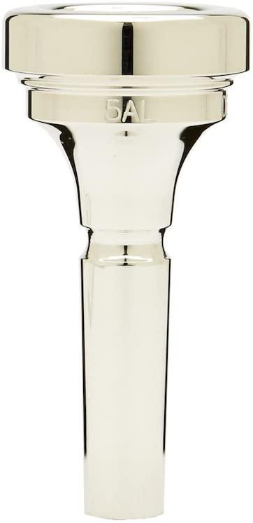 Denis Wick DW58805AL Classic Series Silver Trombone Mouthpiece, 5AL
