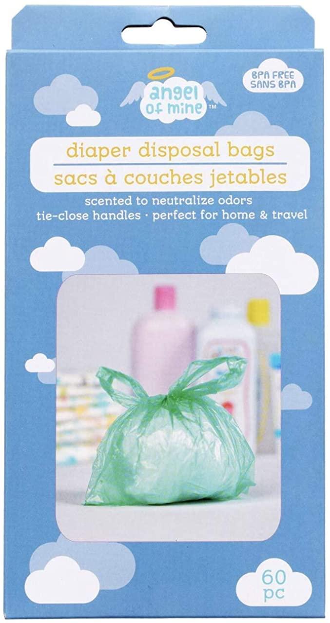 Disposal Diaper Bags Pack of 120
