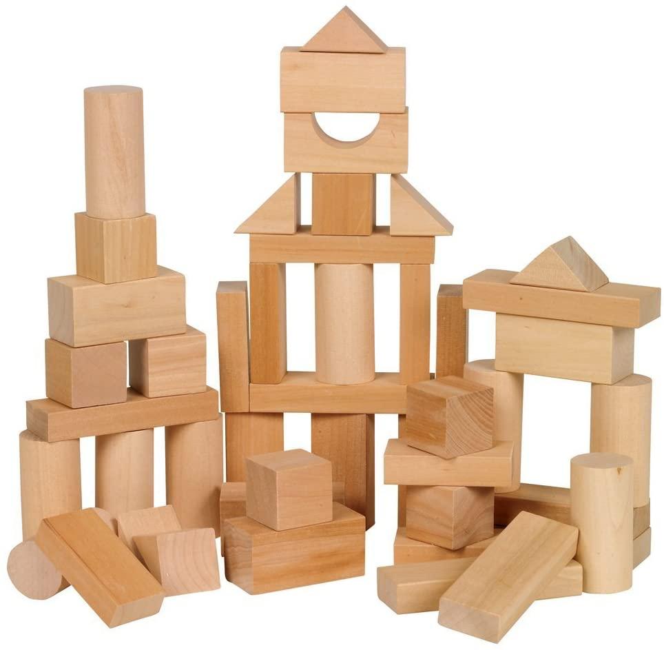 Pinatas Ryan's Room Wooden Toys Bag O' Blocks Natural
