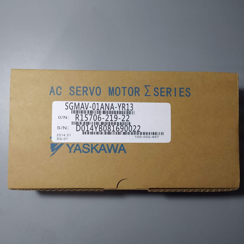 AC Servo Motor SGMAV-01ANA-YR13