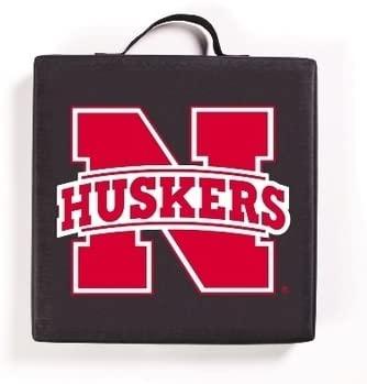 SportsMemoryShop Nebraska Cornhuskers Seat Cushion