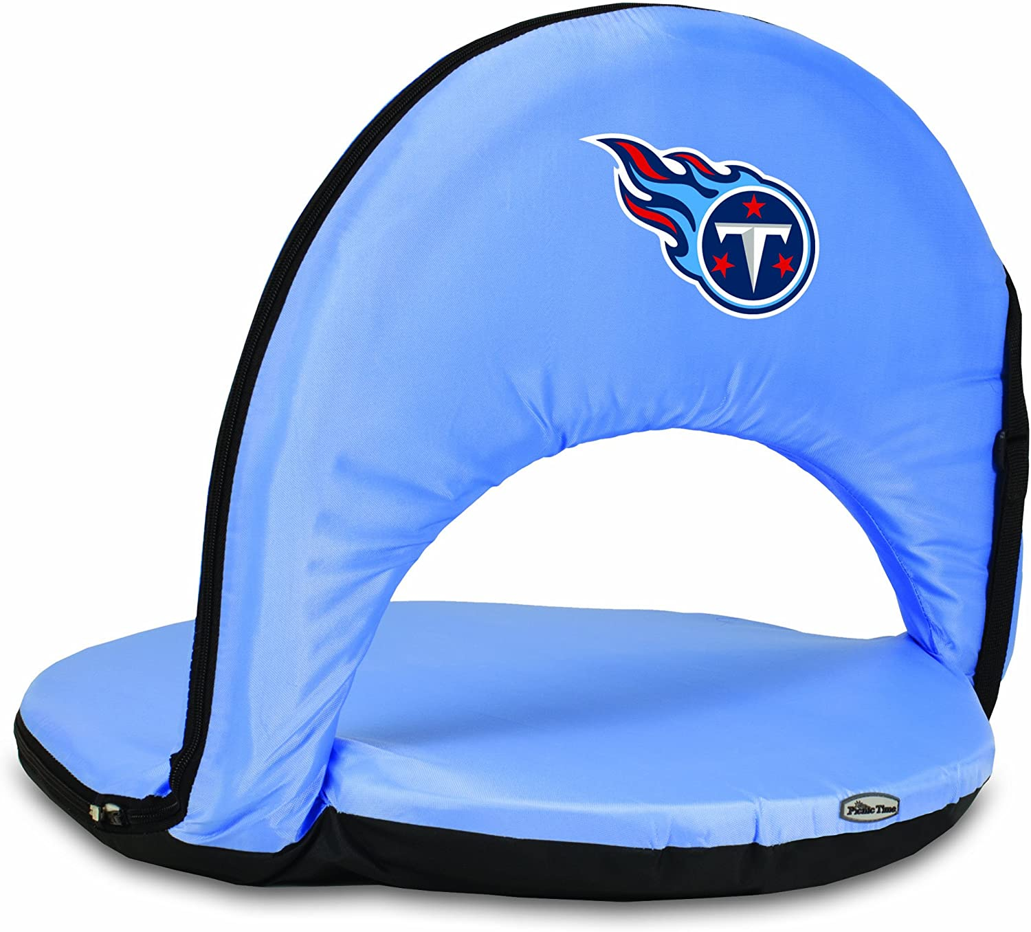 NFL Tennessee Titans Oniva Portable Reclining Seat